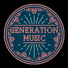 Generation Music Logo
