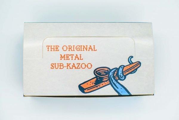 Kazoo Box Closed Top