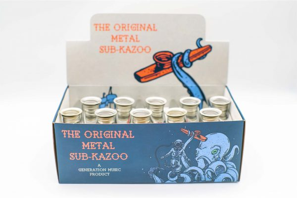 Kazoo Silver Box Open 3_
